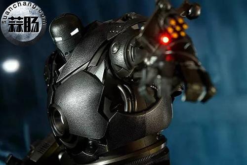 HT Hottoys 钢铁侠(Iron man)大反派-铁霸王(铁芒果)/Iron Monger 模玩 第8张