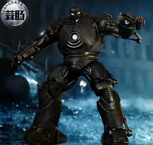 HT Hottoys 钢铁侠(Iron man)大反派-铁霸王(铁芒果)/Iron Monger 模玩 第7张