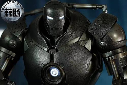 HT Hottoys 钢铁侠(Iron man)大反派-铁霸王(铁芒果)/Iron Monger 模玩 第11张