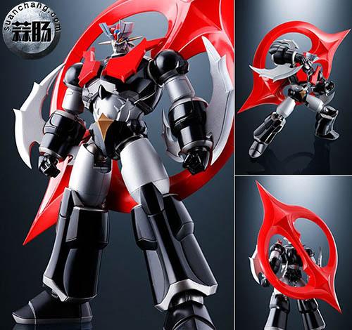 收藏福利!万代 SR超合金 超级机器人大战V 真魔神ZERO  模玩 第1张
