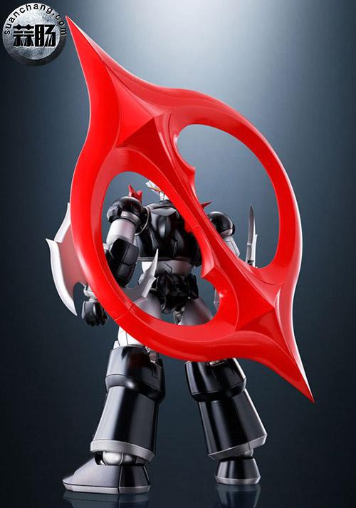 收藏福利!万代 SR超合金 超级机器人大战V 真魔神ZERO  模玩 第3张