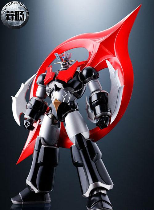 收藏福利!万代 SR超合金 超级机器人大战V 真魔神ZERO  模玩 第2张