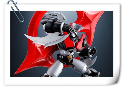 收藏福利!万代 SR超合金 超级机器人大战V 真魔神ZERO