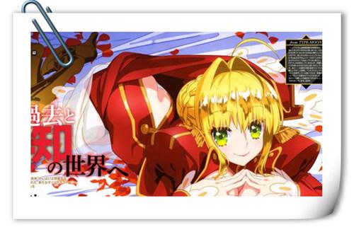 《Fate》动画最新版权画公布!你最想看哪部《Fate》动画?