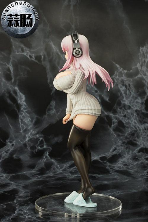 爆甲吗?我的妹——Pulchra 超级索尼子 开胸毛衣ver 模玩 第2张