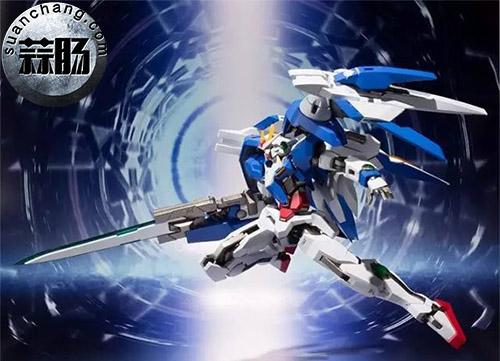 【新品参上】METAL ROBOT魂 00 Raiser+GN剑III 模玩 第1张