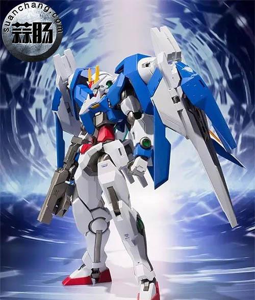 【新品参上】METAL ROBOT魂 00 Raiser+GN剑III 模玩 第2张