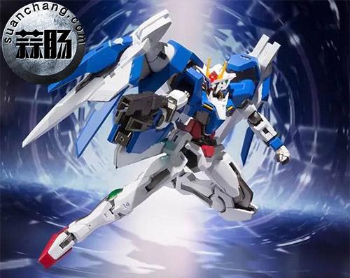【新品参上】METAL ROBOT魂 00 Raiser+GN剑III 模玩 第5张