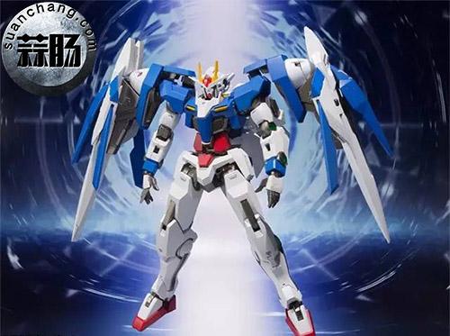 【新品参上】METAL ROBOT魂 00 Raiser+GN剑III 模玩 第7张