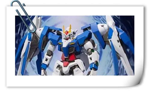 【新品参上】METAL ROBOT魂 00 Raiser+GN剑III