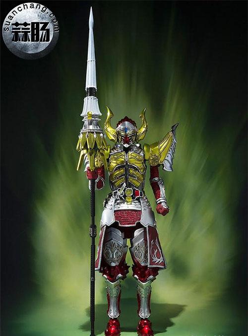 超级福利!S.I.C. 假面骑士凯武 巴隆 香蕉铠甲 模玩 第4张