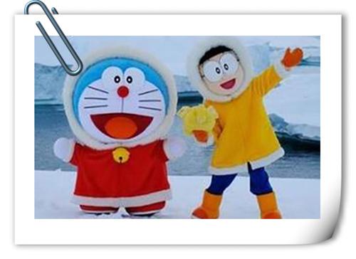 《哆啦A梦》南极一游,为新剧场版造势