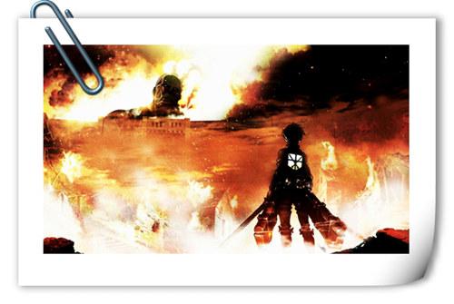 华纳兄弟计划拍摄《进击的巨人》美版真人电影 