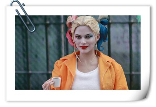 珍藏人偶!HotToys新品:《自杀小队》- 小丑女Harley Quinn 囚服版
