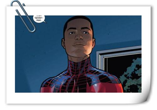 英雄不问肤色!索尼将出黑人版《蜘蛛侠》动画
