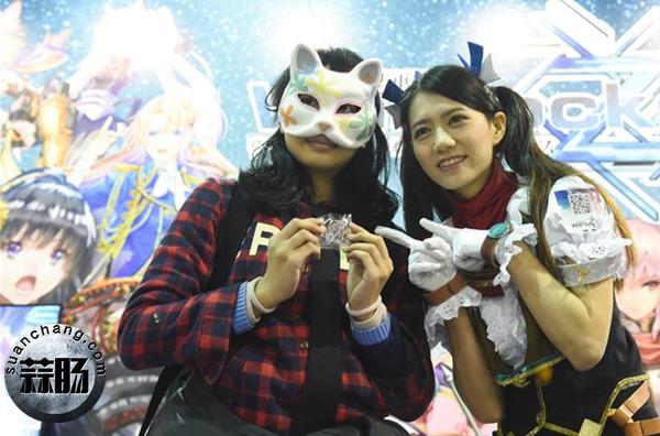 寒假赴台旅游的小伙伴有福了 可以前去观展台北国际动漫节 漫展 第2张