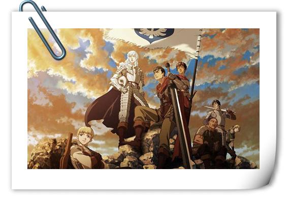 老番神作,TV动画《剑风传奇》新篇定档4月