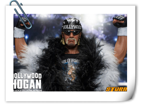 Storm toys 新品——摔角手 胡克·霍根好莱坞版官图公布
