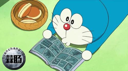 哆啦A梦的肥胖形象史 哪个蓝胖子是你的最爱 蓝胖子 哆啦A梦 动漫  第1张
