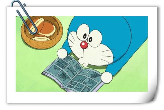 哆啦A梦的肥胖形象史 哪个蓝胖子是你的最爱