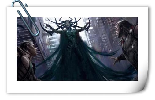 《雷神3》曝全新概念图、片场照及最新预告片