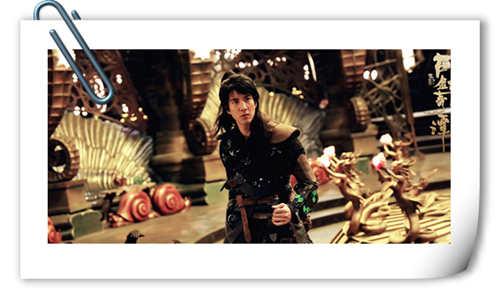 国产奇幻机甲片?由王力宏、宋茜等主演的《古剑奇谭》大电影宣布杀青