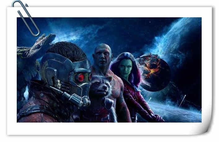 《银河护卫队2》最新预告公开 星爵霸气认子 小格鲁特全程卖萌