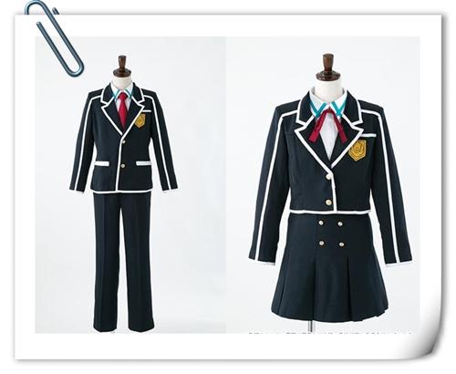 神还原!刀剑神域剧场版桐人亚丝娜制服将于6月发售