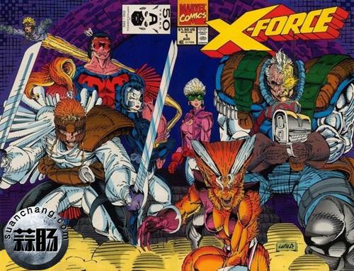 死侍和电索将加盟 福斯超级英雄衍生电影《X特工队》 动漫 第2张
