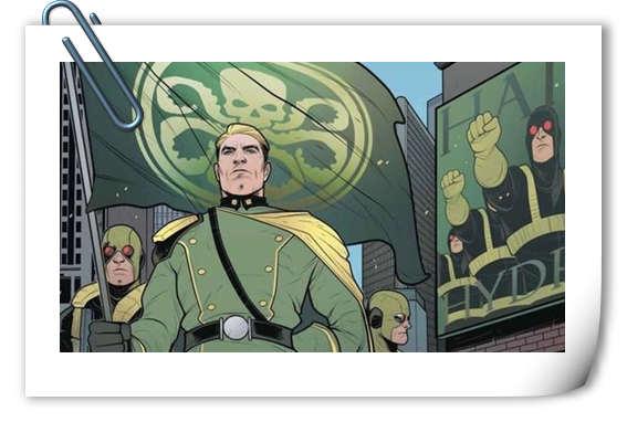 《秘密帝国》九头蛇美队邪恶真身终被曝 苦了巴基了