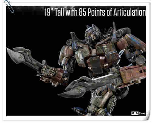3A《变形金刚4:绝迹重生》-擎天柱官图正式来袭