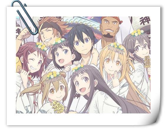 《LoveLive!》被抛弃 神田祭2017将与《刀剑》剧场版合作