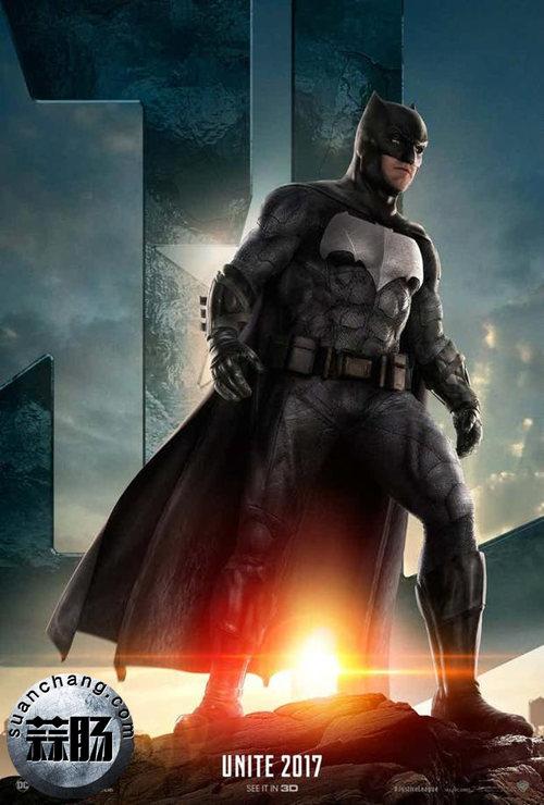 《正义联盟》前瞻预告公开 主角陆续登场 动漫 第2张