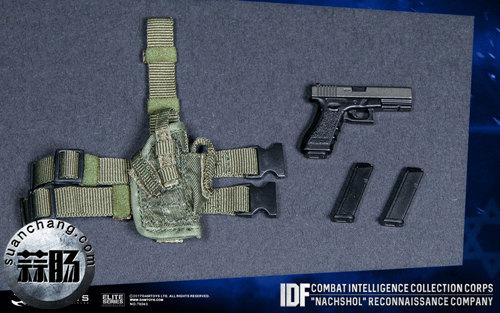 DAMTOYS新品——以色列国防军IDF -战斗情报搜集部队 模玩 第7张