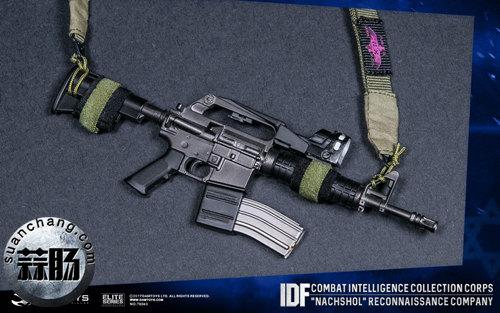DAMTOYS新品——以色列国防军IDF -战斗情报搜集部队 模玩 第8张