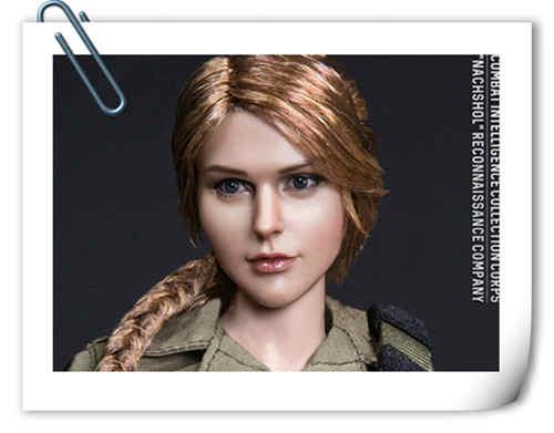 DAMTOYS新品——以色列国防军IDF -战斗情报搜集部队