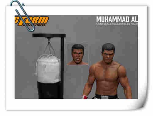 Storm Toys 重量级拳王- 穆罕默德·阿里官图公布