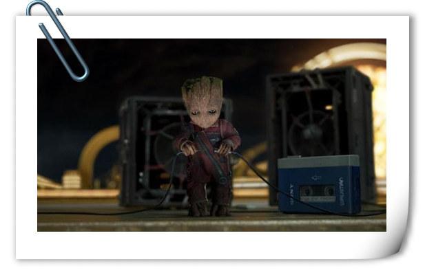 《银河护卫队2》乐高版预告公开 演好小树人真是不容易