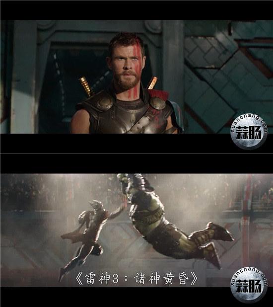 《雷神3》预告劲爆登场,让你知道什么是真正的大片! 瓦尔基里 洛基 浩克 海拉 托尔 雷神3:诸神黄昏 雷神 动漫  第6张