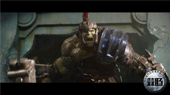 《雷神3》预告劲爆登场,让你知道什么是真正的大片! 瓦尔基里 洛基 浩克 海拉 托尔 雷神3:诸神黄昏 雷神 动漫  第10张