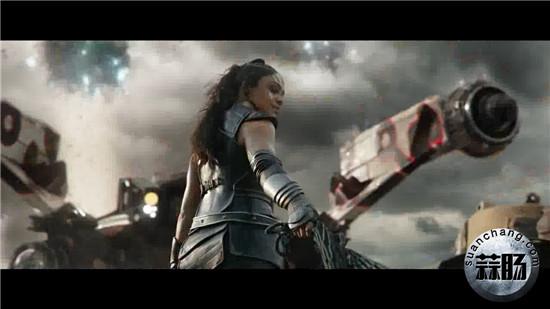 《雷神3》预告劲爆登场,让你知道什么是真正的大片! 瓦尔基里 洛基 浩克 海拉 托尔 雷神3:诸神黄昏 雷神 动漫  第12张