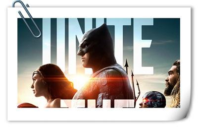 《正义联盟》放出最新海报,超人还是没有出现!