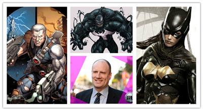 漫威总裁公布最新动态,蜘蛛侠蝙蝠女死侍2都有提及
