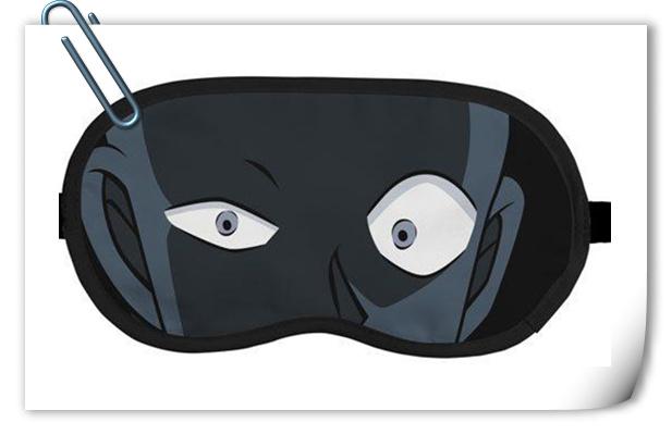 有了它再也没有人打扰你的美梦了 《柯南》将售犯人眼罩 !