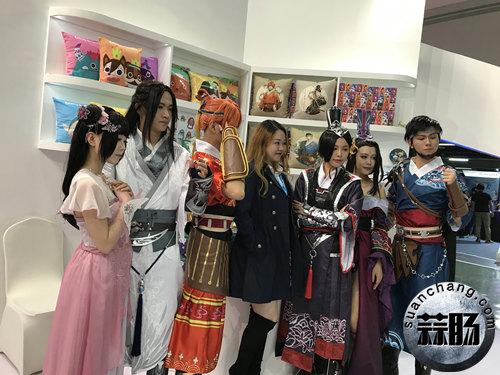 杭州动漫节依旧热闹 今年都有哪些亮点呢? 漫展 第6张