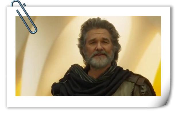 《银河护卫队2》新片段公开 星爵父子相认