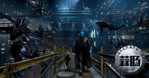 《银河护卫队2》新片段公开 星爵父子相认 彼得·奎尔 星爵 银河护卫队2 动漫  第1张