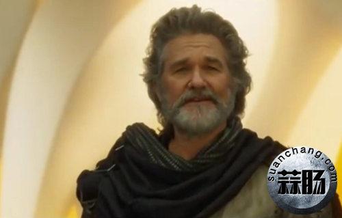 《银河护卫队2》新片段公开 星爵父子相认 彼得·奎尔 星爵 银河护卫队2 动漫  第3张