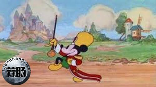 开创有声动画片先河的米奇和米妮 已经89岁了 迪士尼 唐老鸭 米老鼠 米妮 米奇 动漫  第7张