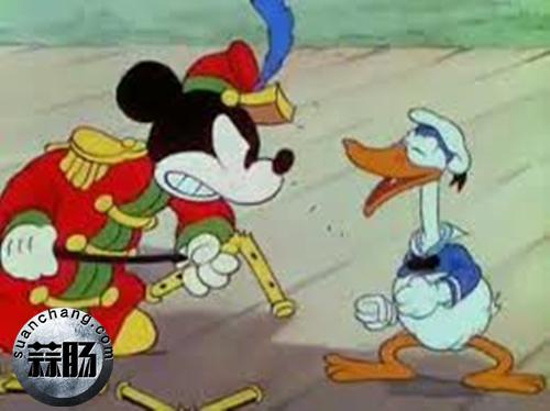 开创有声动画片先河的米奇和米妮 已经89岁了 迪士尼 唐老鸭 米老鼠 米妮 米奇 动漫  第8张